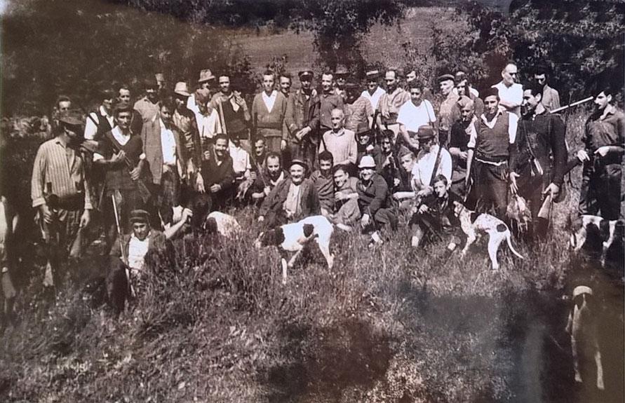 Фотографисано у периоду од 1952. до 1958.године.