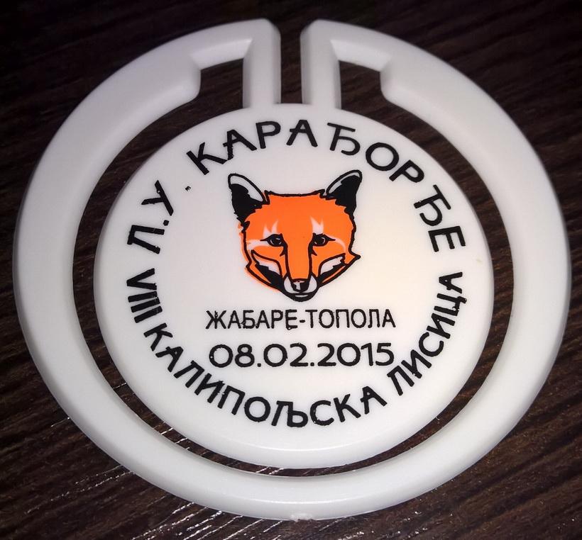 VIII Калипољска лисица 2015.године