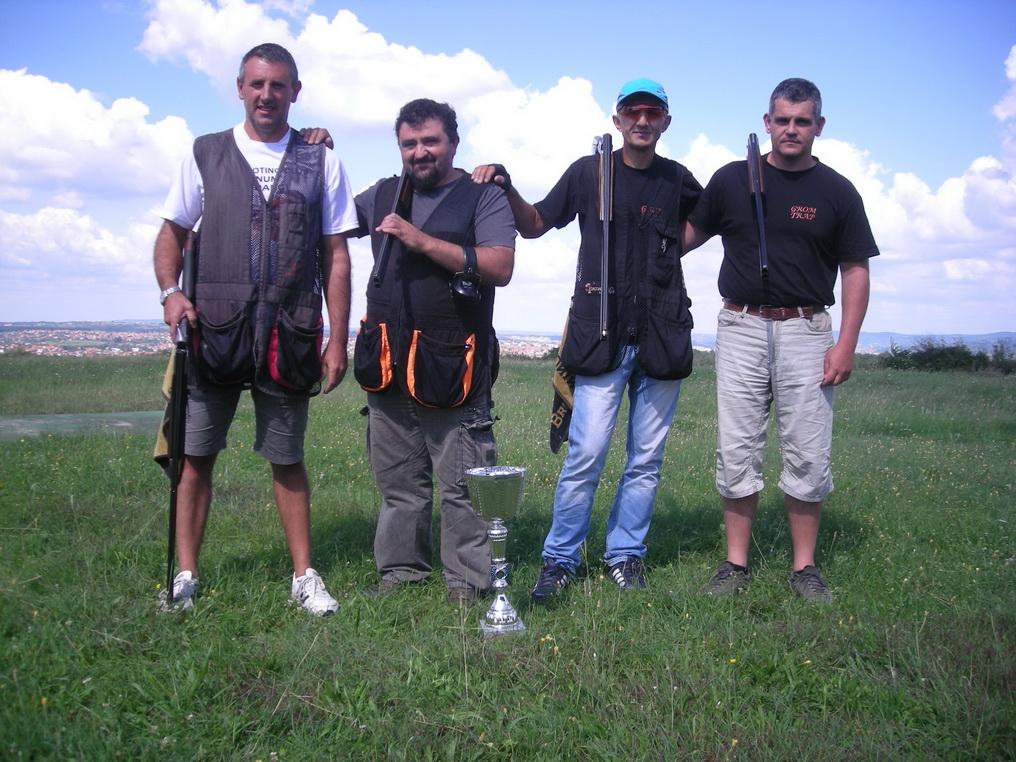 Победници Шумадијске лиге 2014.године