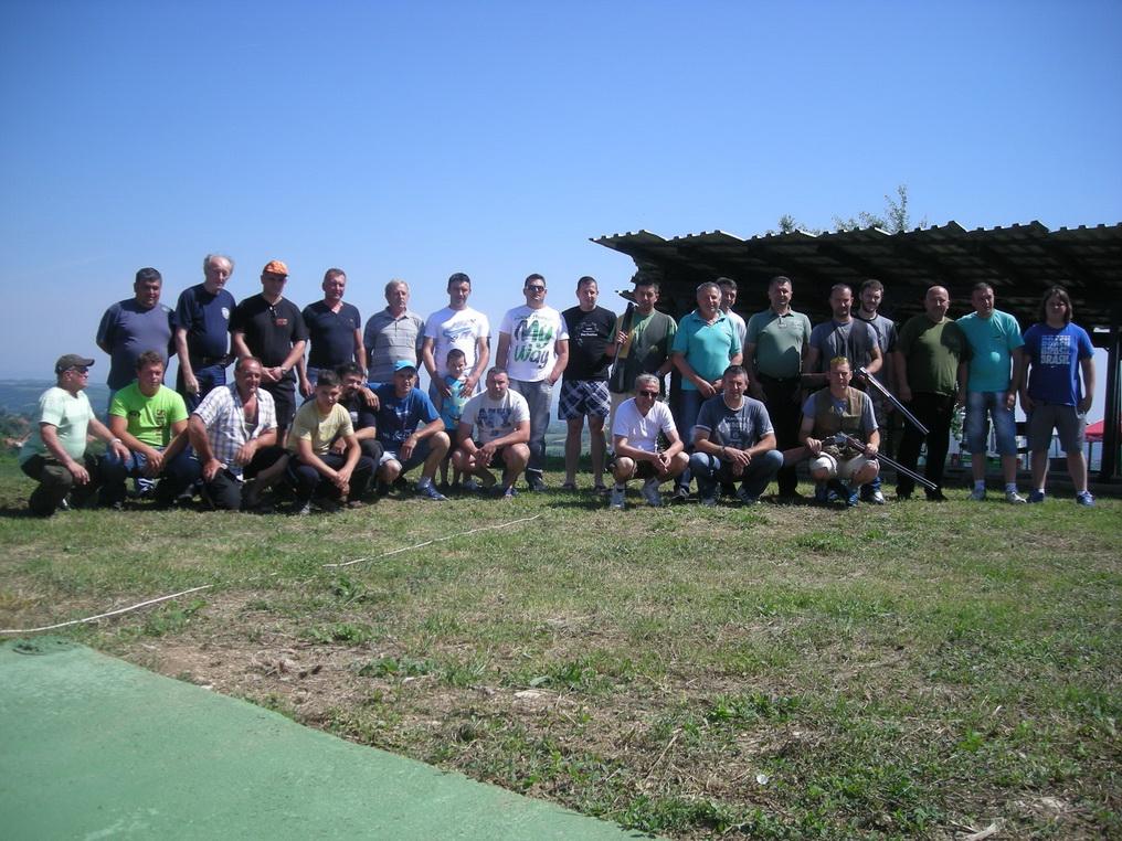 Шумадијска лига 2014 - Топола